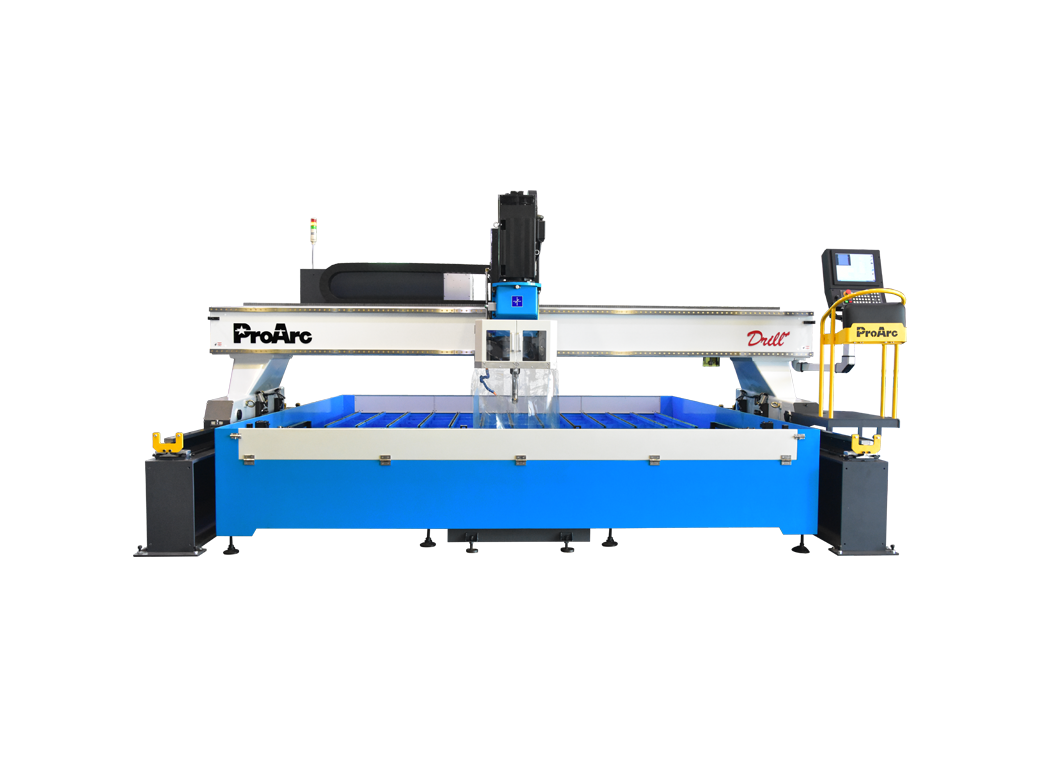 Drill+ CNC Drilling Machine (Gantry Type) – Drilling and Tapping