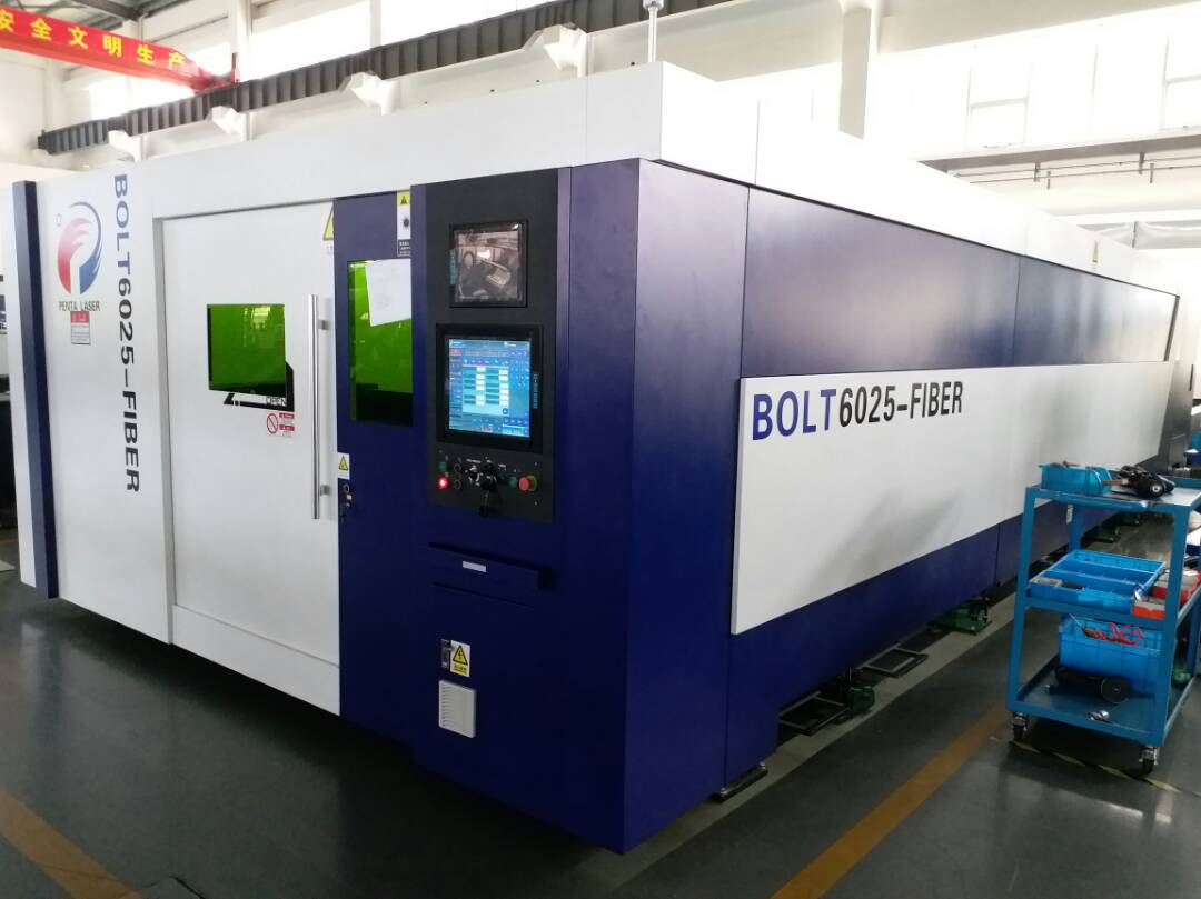Bolt Series Fibre Laser