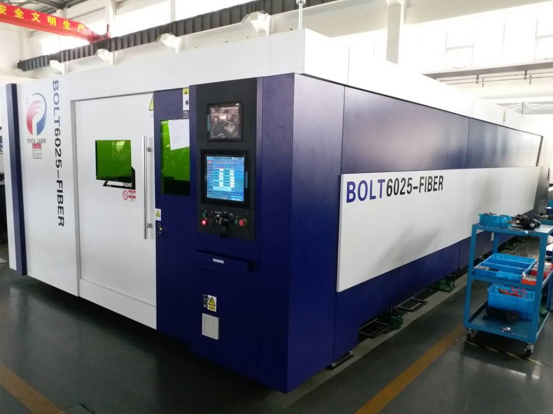 Bolt Series Fibre Laser