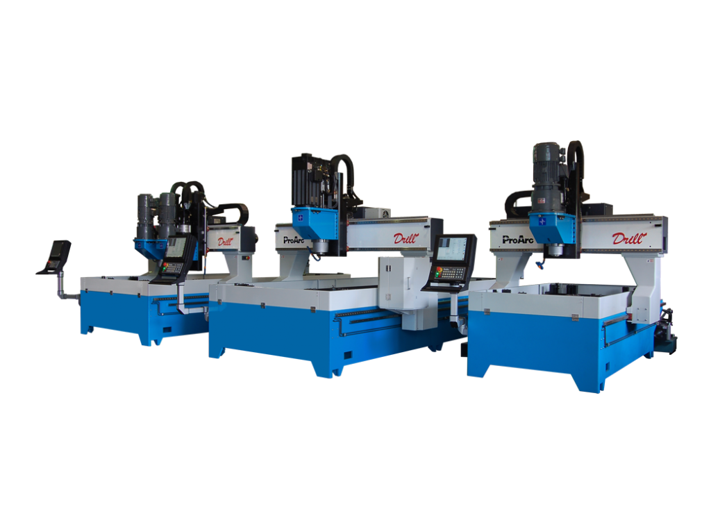 CNC Drilling Machine – Table type