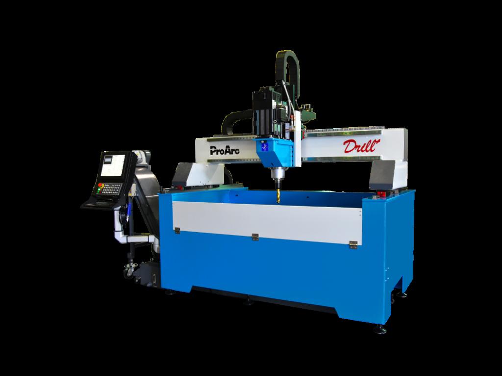 CNC Drilling Machine - Drill+166, 206