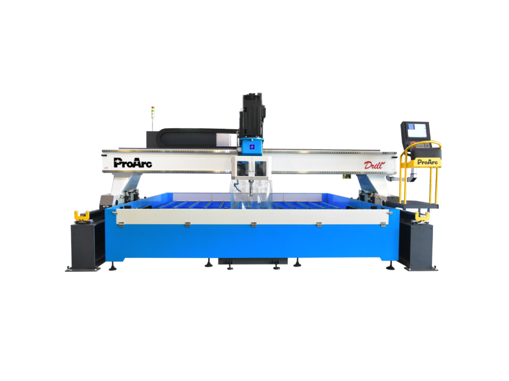 Drill+ CNC Drilling Machine - Drilling and Tapping