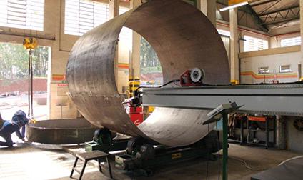 Turning Rolls Mechanical Maintenance Lind Sa Automation