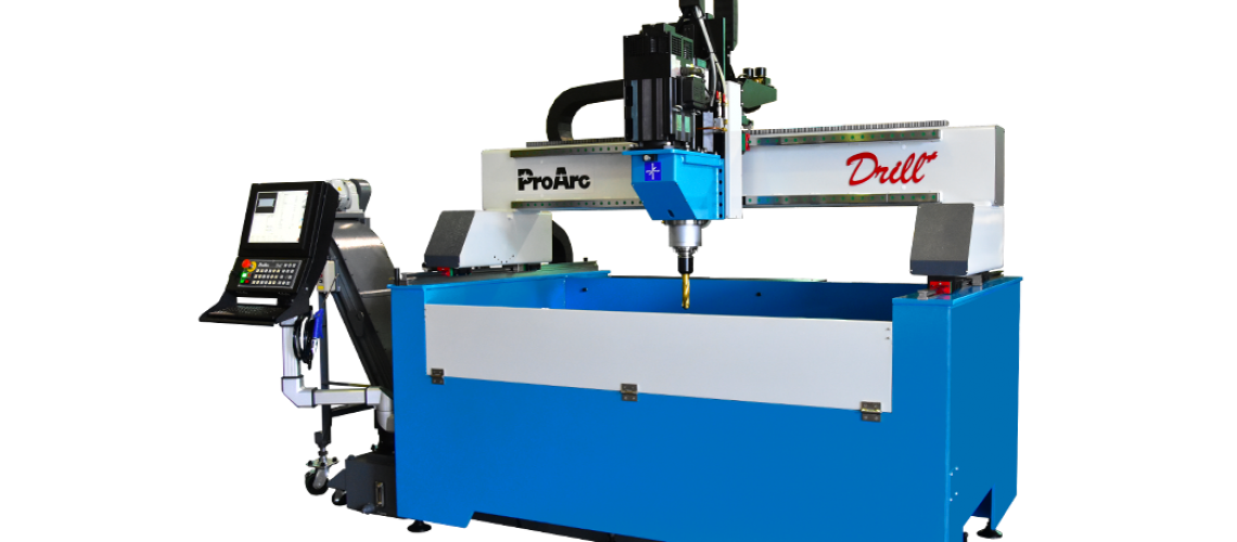 CNC Drilling Machine – Drill+166, 206